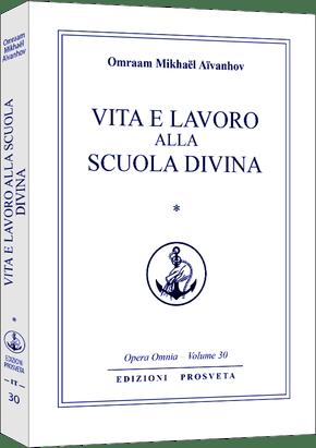 Vita e lavoro alla Scuola Divina - I