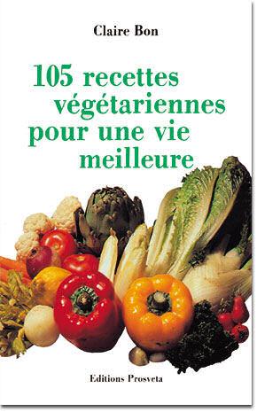 Ricette vegetariane di Claire Bon